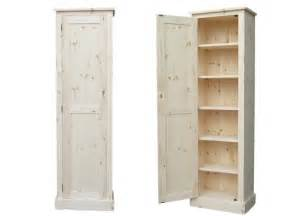 solid pine cupboard 172cm tall linen pantry bathroom