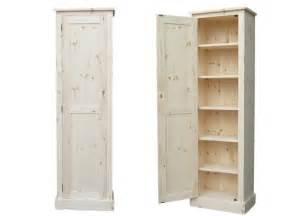 solid pine cupboard 172cm tall linen pantry bathroom