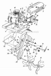 Mtd 212-340-000 Parts List And Diagram