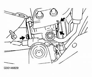 1995 Hyundai Sonata Serpentine Belt Routing And Timing
