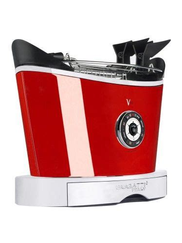When is a toaster not a toaster? Bugatti Volo Toaster 2 Slice - Red Toasters - modern home ...