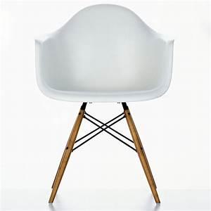Eames Chair Weiß : eames daw chair by vitra in our design shop ~ Markanthonyermac.com Haus und Dekorationen
