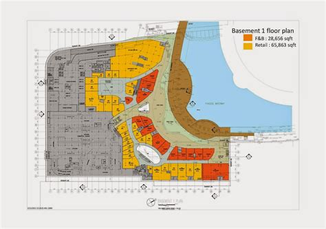 Site Plan - Waterway Point Shopping Mall | Opening on 18 ...