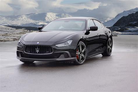 Maserati Ghibli Receives The Mansory Tuning Treatment