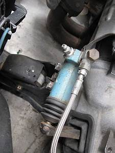 Clutch Master Cylinder On It U0026 39 S Way Out