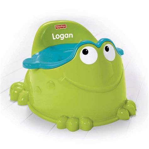 Frog Potty Chair With Step by Fisher Price Frog Potty Chair Potty Concepts