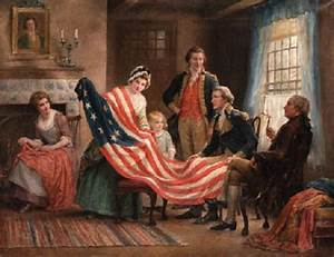 Does She Or Doesn't She: Betsy Ross