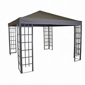 Pavillon 3x3 Dach : pavillondach ersatzdach dach pavillion pavillon royal grau wasserabweisend ebay ~ Orissabook.com Haus und Dekorationen
