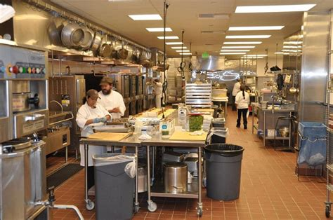 Wolfgang Puck Catering Kitchen  Calasia Construction, Inc