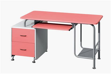 kids desk for girls techni mobili kids teen desk by oj commerce 154 76