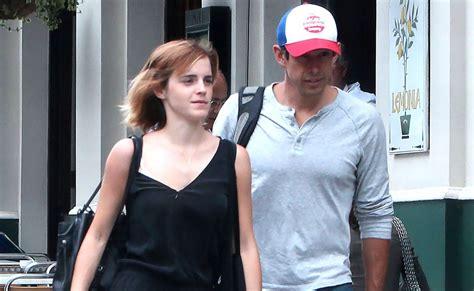 Emma Watson Splits From Boyfriend Nearly Two Years