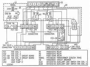 Goodman Heat Pump Package Unit Wiring Diagram