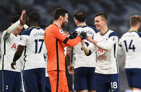 Spurs sink Man City to take top spot, Chelsea up to second ...