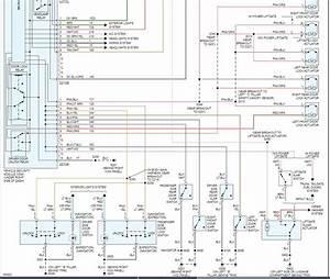 Door Lock Actuator Wiring Diagram