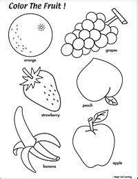 fruit template printable crafts  infant room fruit