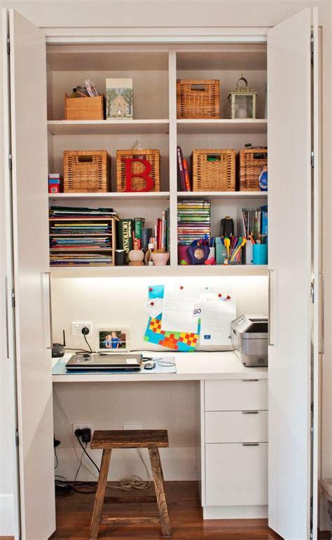 25 best ideas about home office closet on pinterest