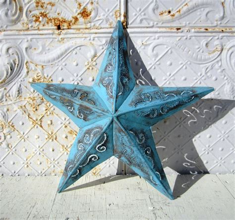 metal star decorations large plasma cut metal wall decor