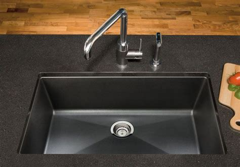 black granite kitchen sink homeofficedecoration blanco black granite kitchen sink