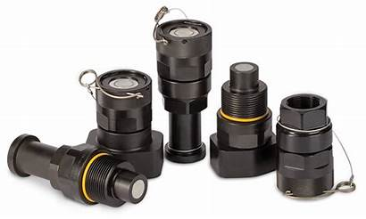 Flat Face Threaded Coupling Hydraulic Stucchi Coupler