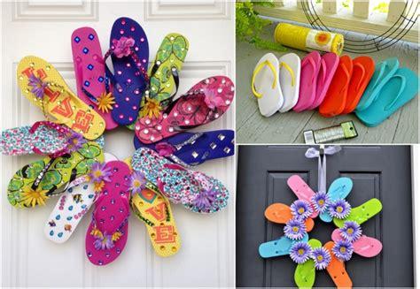 kreative bastelideen fuer sommer mit kleinkindern