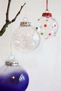 Christbaumkugeln Selber Gestalten : t rchen nr 17 selbstgestaltete christbaumkugeln aus glas von philuko ~ Frokenaadalensverden.com Haus und Dekorationen