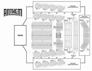 Anthem Seating Chart Washington Dc Anthem Dc Map World Map Interactive