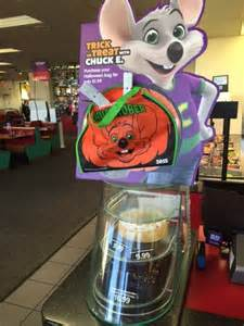 Chuck E. Cheese Halloween