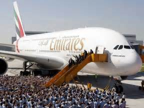 Showers In Dubai Airport by Emirates Airbus A380 Superjumbo Business Insider