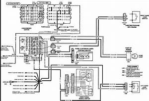 Diagram  1990 Chevy Z71 Silverado Wiring Diagram Full