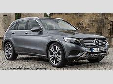 MercedesBenz GLC SUV 2018 Review MercedesBenz SA