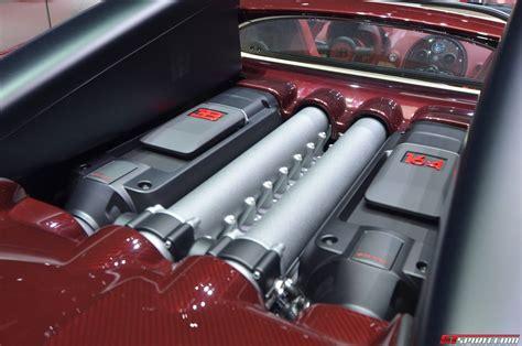 Bugatti Sport Engine by Bugatti Veyron Engine S Assembly Line Gtspirit