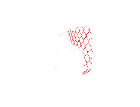 mysoti demonpack tattoo muscle brute chain link fence