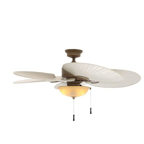 48 outdoor ceiling fan hton bay roanoke 48 in indoor outdoor white ceiling