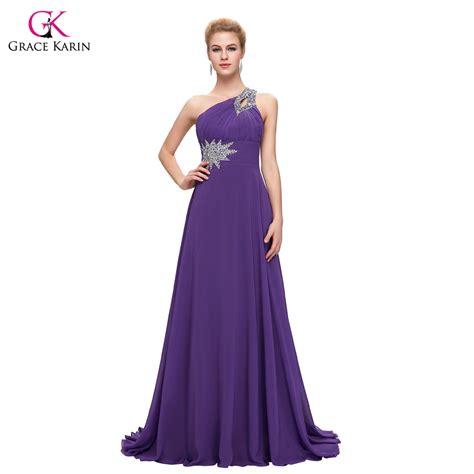 women elegant cheap long evening dresses  shoulder