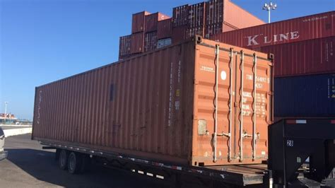 Buy Shipping Containers In Houston, Texas