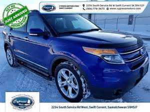 Used 2014 Ford Explorer Limited - Sunroof  W In