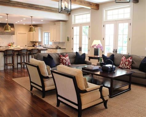 Inspiring Traditional Living Rooms Clever Kitchen Design Designs Dark Cabinets Wall Cabinet Toronto Dining Room With Plus Ceiling Ideas Price