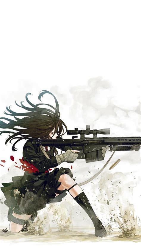 Anime Sniper Wallpaper - sniper anime photo
