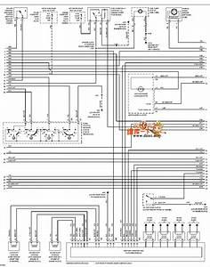 Cadillac Deville 4 6l Engine Performance Circuit Diagram 2