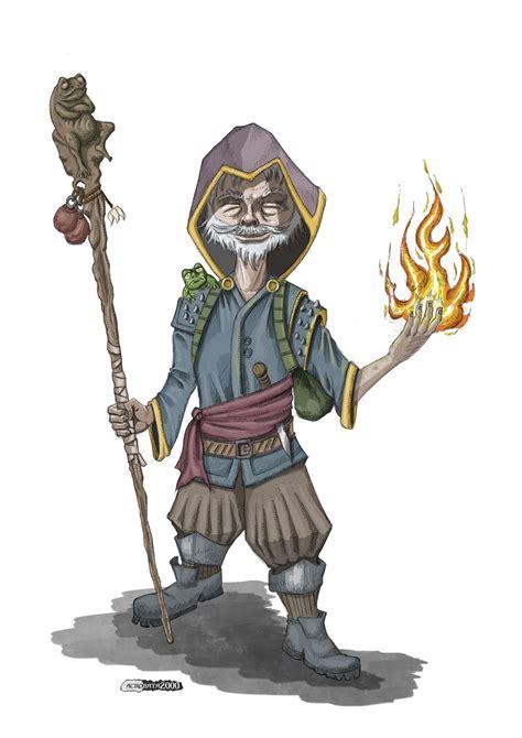 acrobata2000: Gnome Wizard