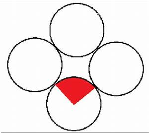 Kreisbogenlänge Berechnen : kreisbogen 4 kreise bilden eine neue fl che berechne den fl cheninhalt umfang kreisbogen ~ Themetempest.com Abrechnung