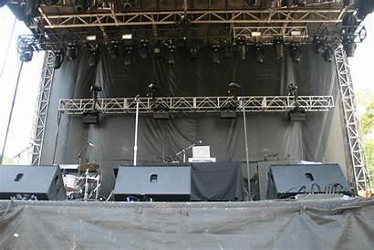Pitchfork Stage Empty Holub Christian Crowd Newcity