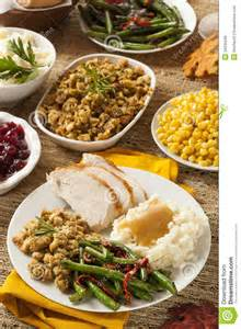 turkey thanksgiving dinner royalty free stock images image 34335649