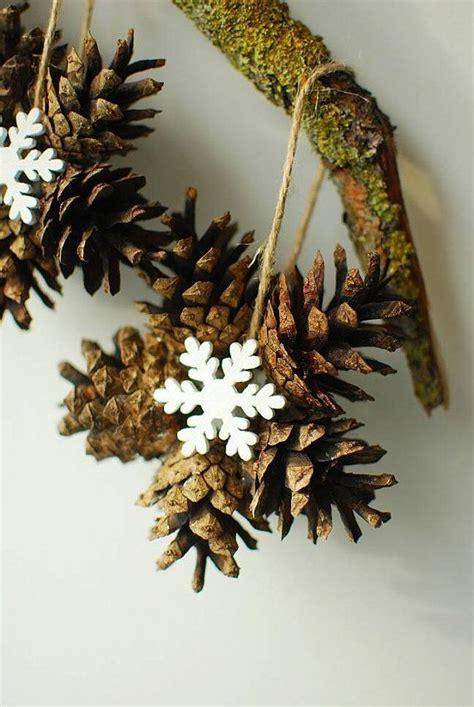 basteln mit tannenzapfen weihnachten die besten 25 zapfen basteln ideen auf mit