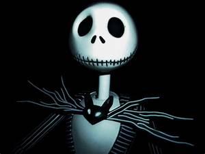 15-Minute Jack Skellington Halloween Makeup - Happiness is