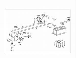 Charging System Problem W140 S500 Alternator Battery