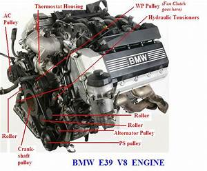What Is This Engine Part   Getting To Know My M54 Engine