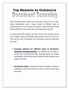 top reasons to outsource document scanning by managed With best document scanning services
