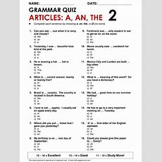 English Grammar Tests  English Grammar  Pinterest  Grammatik, Englisch Lernen And