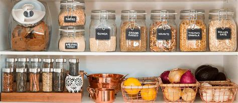 Kitchen Jars Shopping by 21 Best Ideas Of Pantry Organization For Ease Of Use